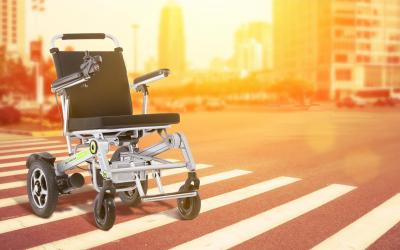 Rampa para sillas de ruedas. Tipos y características