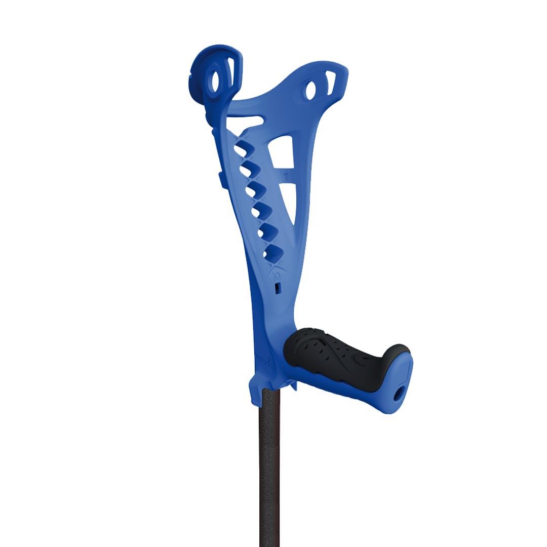 Muletas Access Confort Azul