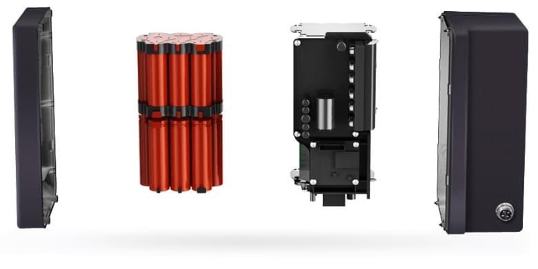 batería silla de ruedas eléctrica Obbocare
