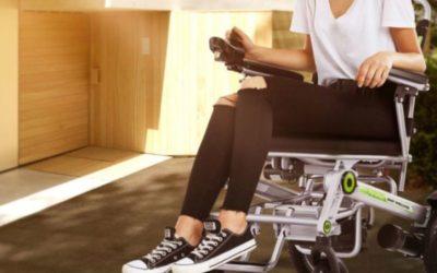 Rampas de fácil montaje para sillas de ruedas