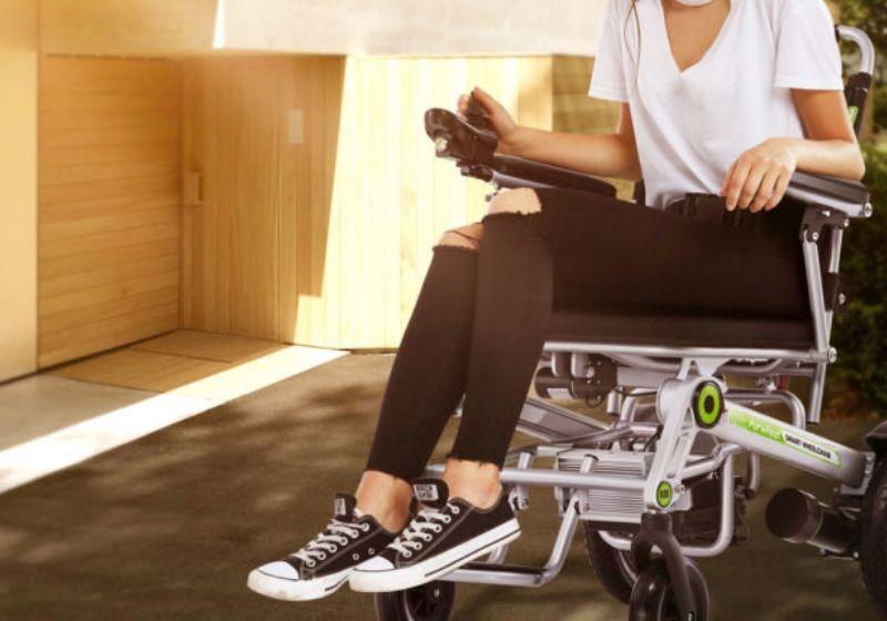 rampas de fácil montaje para silla de ruedas