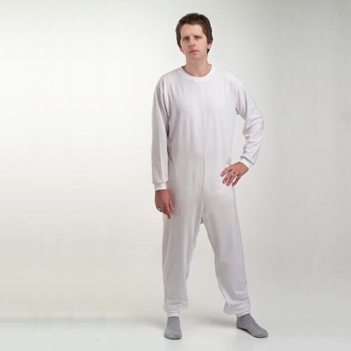Pijama Antipañal para adulto 1 cremallera