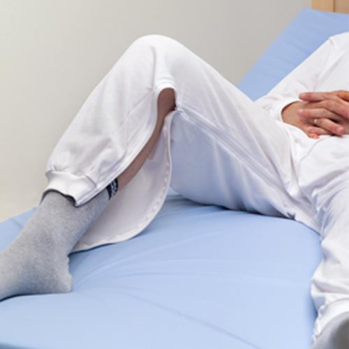 Pijama antipañal cremallera de pie a pie