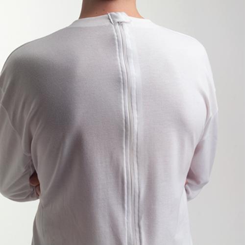 pijama antipañal 2 cremalleras
