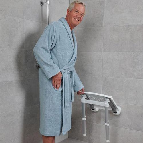 Asientos de ducha: Tipos y usos