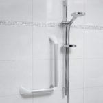 Asidero básico para ducha 90 grados
