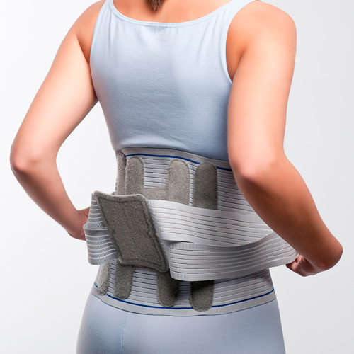 Faja Sacrolumbar con cinturon abdominal