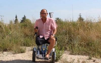 Descubre como la silla Airwheel A6 ha cambiado la vida de Luis