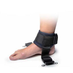 Sujeción de tobillo para silla de ruedas