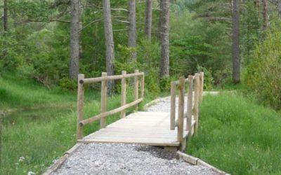 5 rutas adaptadas en los pirineos