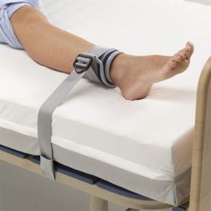 Sujeción de tobillo para Cama