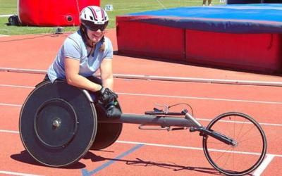 Nuria Lopez, 8 veces récord nacional