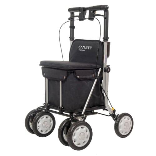 Carro de la Compra Andador Lett900 negro