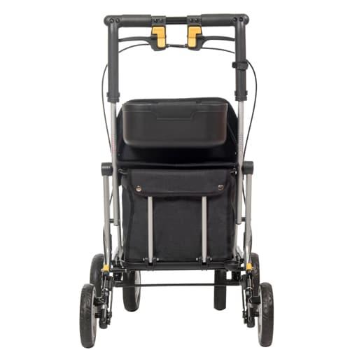 Lett900 andador carro de la compra trasera