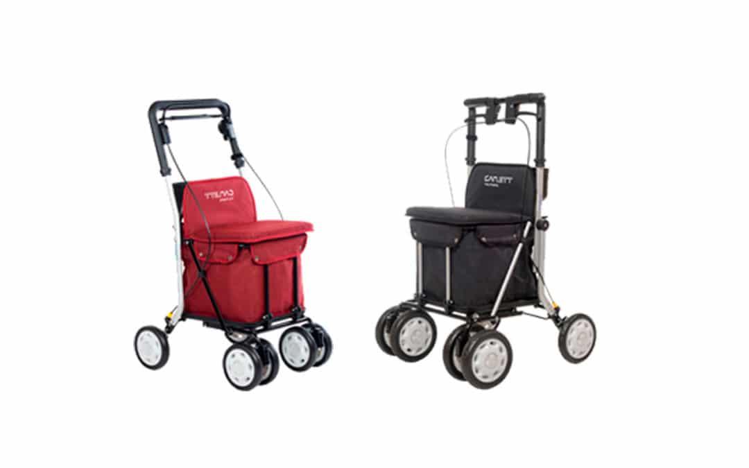 Carlett hace tu compra más fácil con sus nuevos modelos de carrito andador