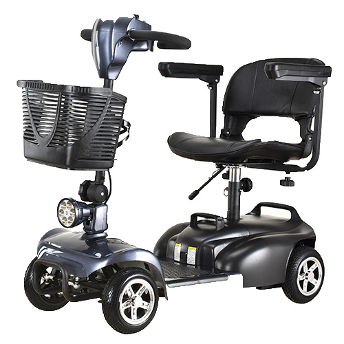 Scooter Obbocare 101 Azul