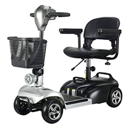 Scooter Obbocare 101 Gris