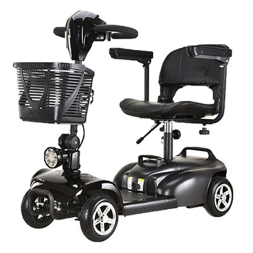 Scooter Obbocare 101 Negro