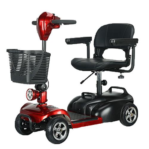 Scooter Obbocare 101 Rojo