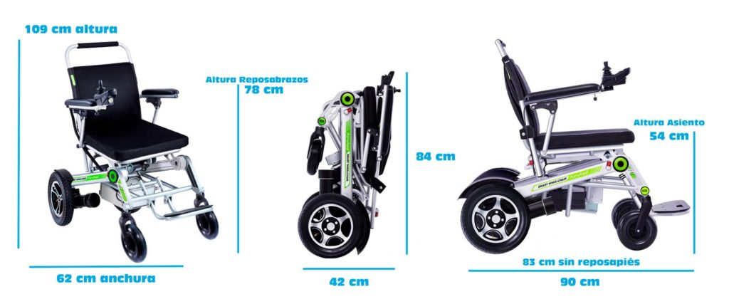 Medidas Airwheel H3T