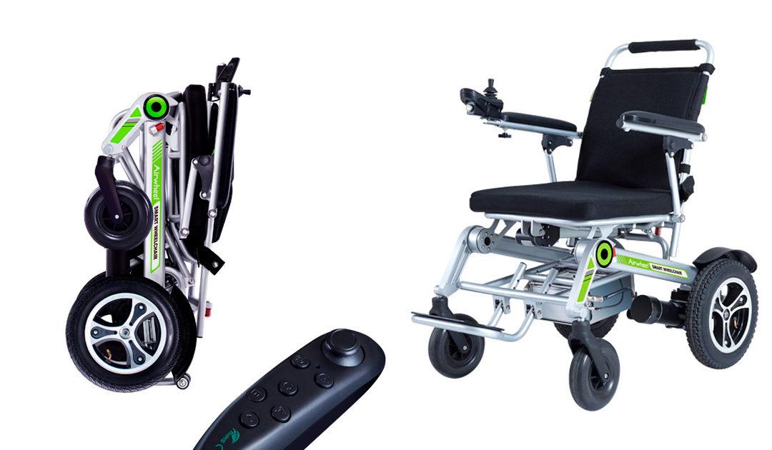 Te presentamos la nueva Airwheel H3 con mando a distancia