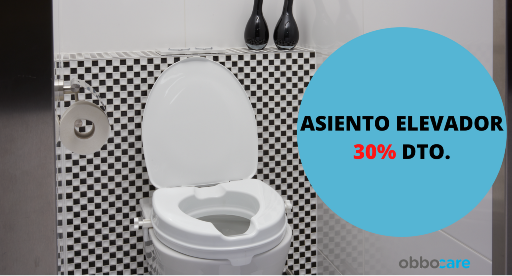 Asiento elevador Black Friday
