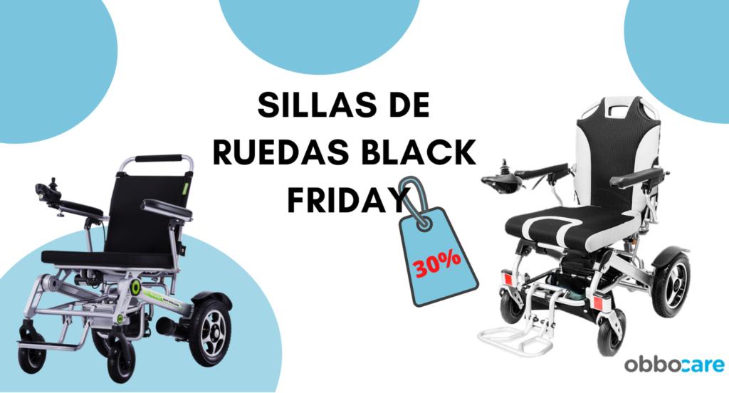 Sillas de ruedas Black Friday