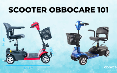 SCOOTER OBBOCARE 101