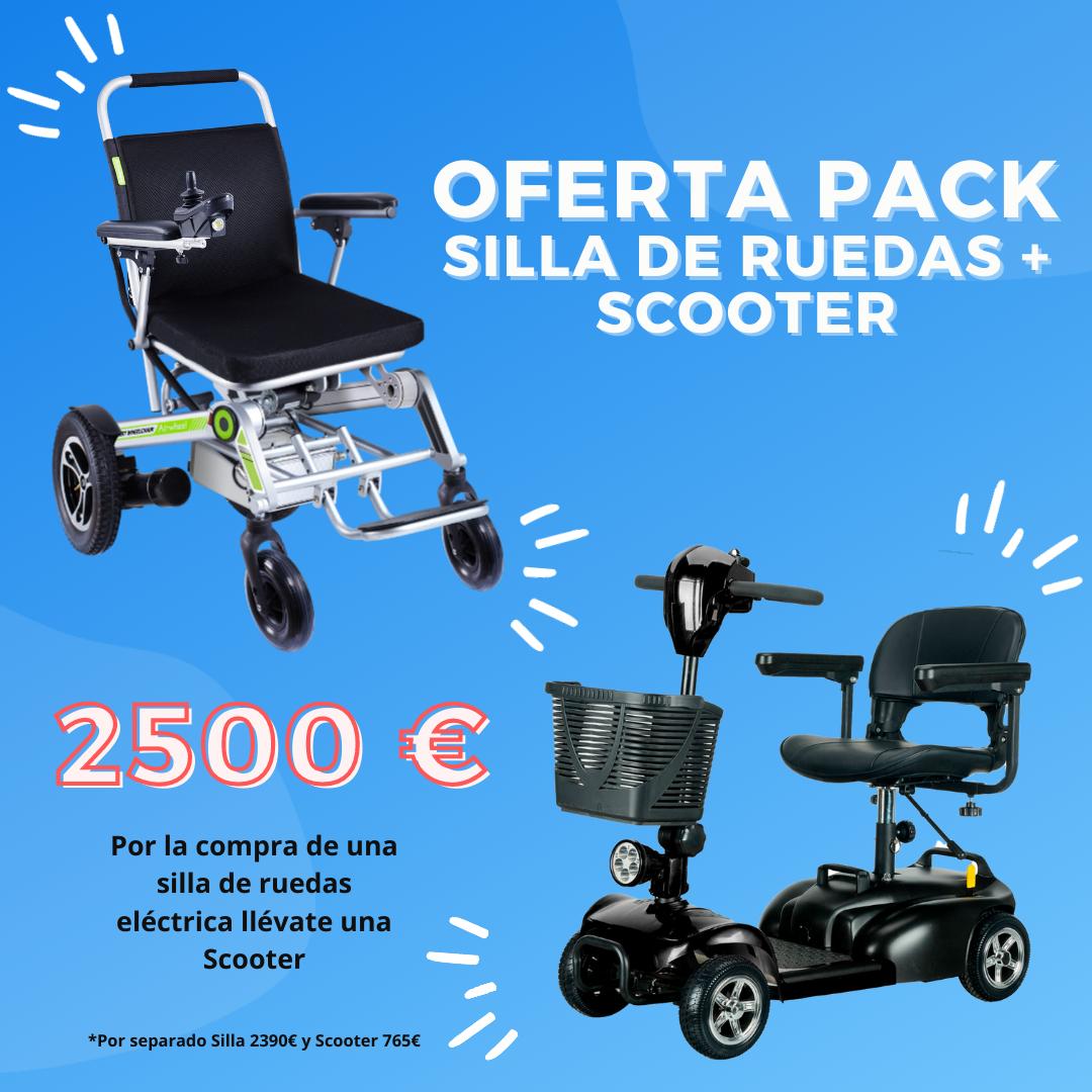 Oferta silla scooter
