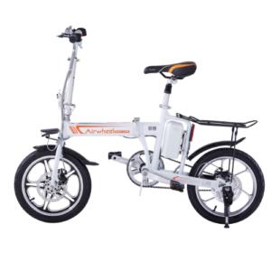 Bici eléctrica plegable