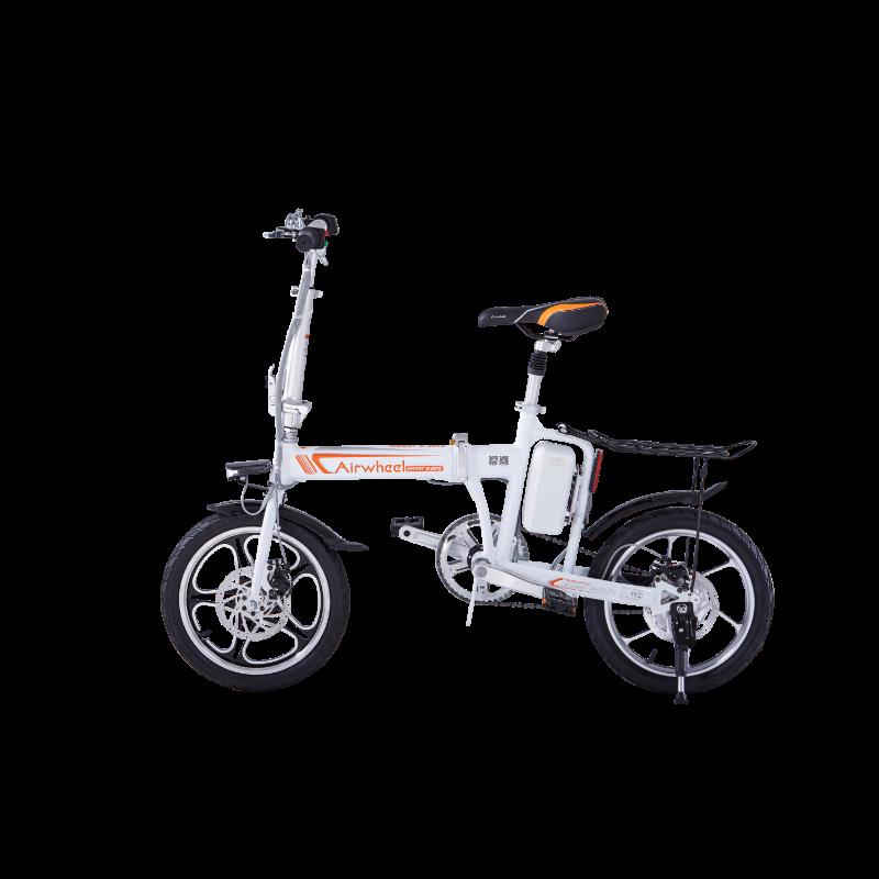 bici plegable electrica