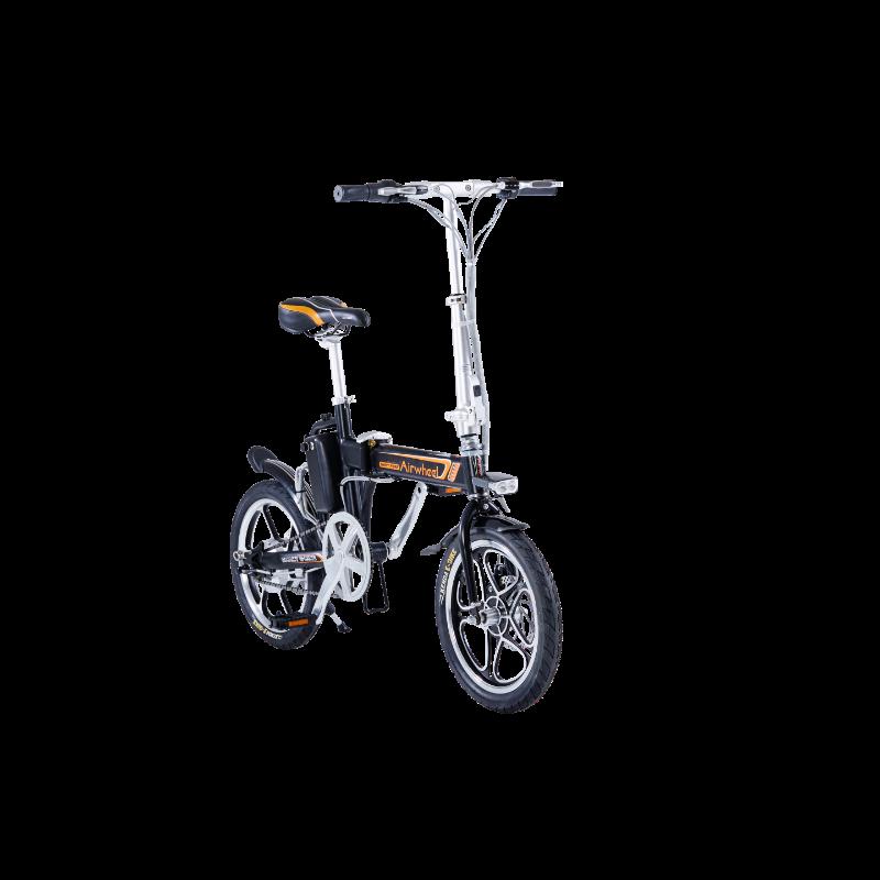bicleta electrica plegable