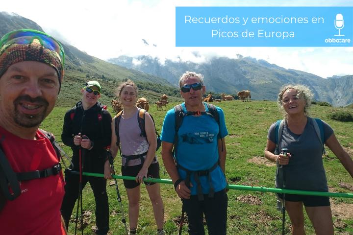 Recuerdos y emociones en Picos de Europa